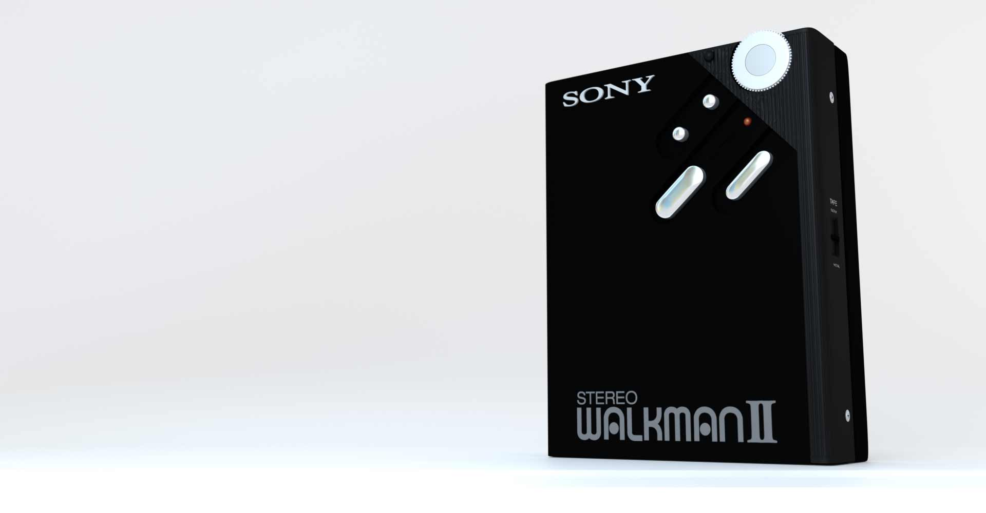 1980s Sony Walkman